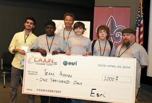 Junior Coders take home prizes